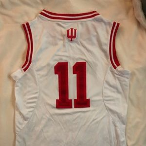 EUC Indiana University basketball jersey